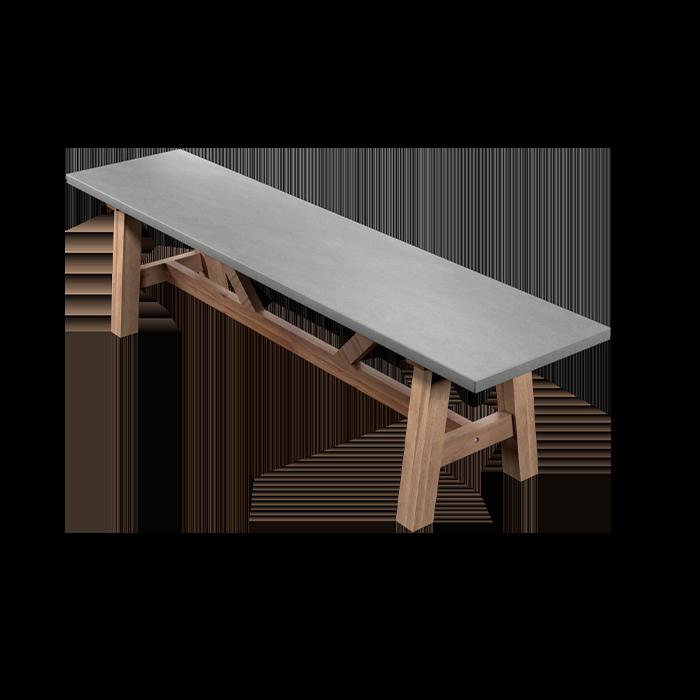 Beton Bench Seat