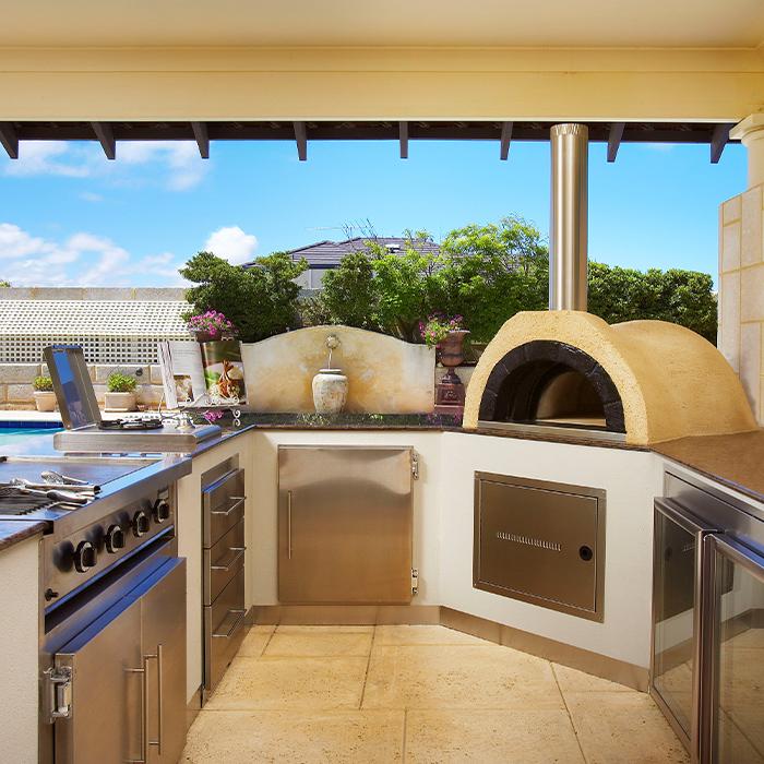 La Famiglia Pizza Oven Kit