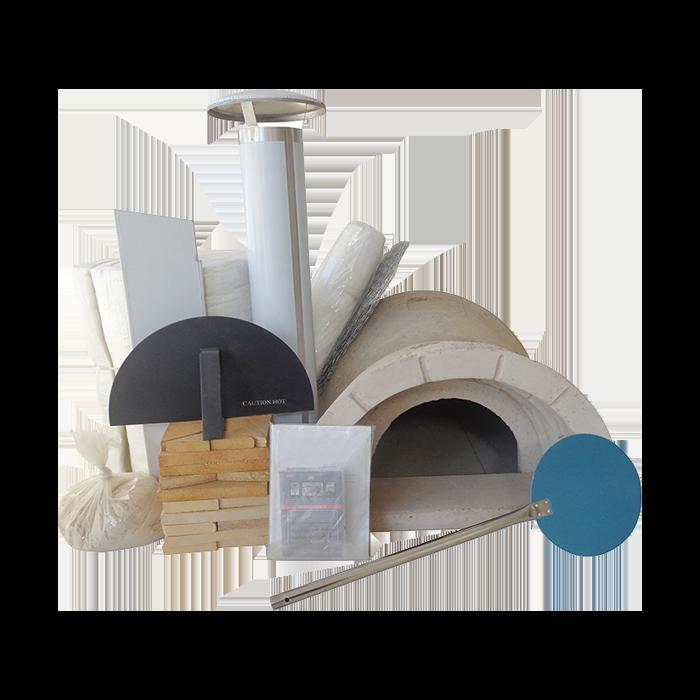 La Famiglia Woodfire Pizza Oven Kit