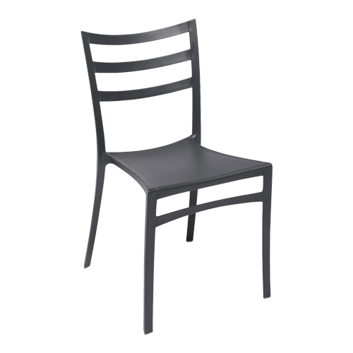 Lines Chair Charcoal
